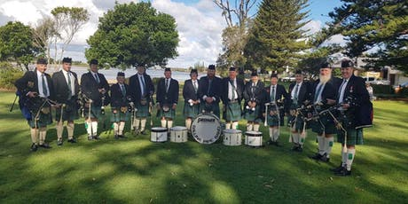 Ballina Pipeband Tattoo tickets