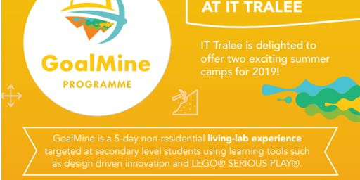 IT Tralee Creative Entrepreneur Summer Camp