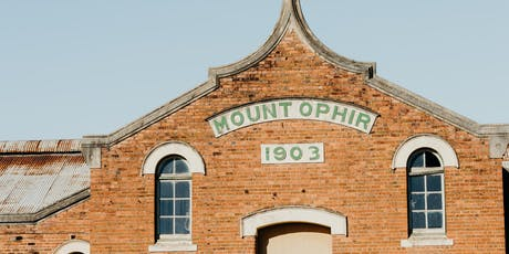 Mount Ophir Estate 2019 Guided Tours tickets