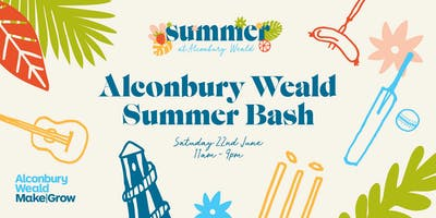 Alconbury Weald Summer Bash