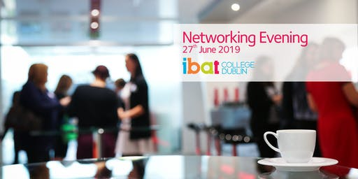 IBAT College Networking and Awards Evening