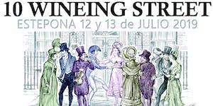 10WINEING STREET - Turismo, Vino, Gastronomía y Música