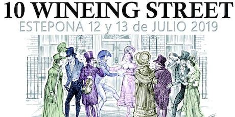 10WINEING STREET - Turismo, Vino, Gastronomía y Música entradas