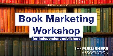Book Marketing Workshop tickets