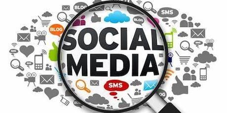 Social Media Masterclass (LinkedIn) tickets