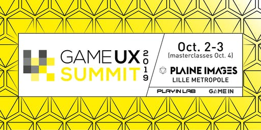 GAME UX SUMMIT 19