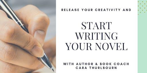 Start Writing Your Novel