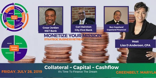 Monetize Your Mission Strategic Business Retreat