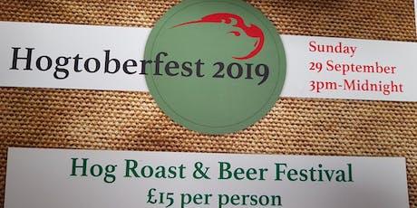 Hogtoberfest 2019 tickets