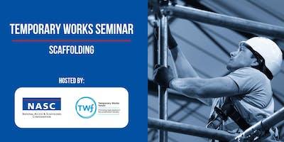 Temporary Works Seminar - Scaffolding