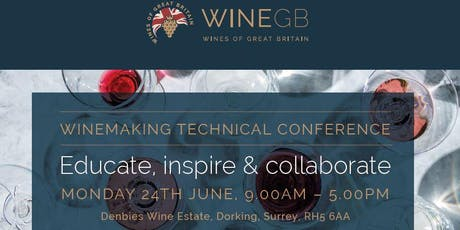 WineGB Winemaking Technical Conference tickets