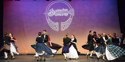 25th Dunedin Dancers International Folk Dance Festival Concert Edinburgh