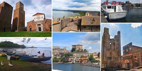 Capolavori del Romanico a Tuscania e Lago di Bolsena a Capodimonte biglietti