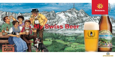 My Swiss Beer @Swiss Summer Lounge