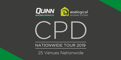 [Belfast] Double CPD Seminar: nZEB and Airtightness tickets