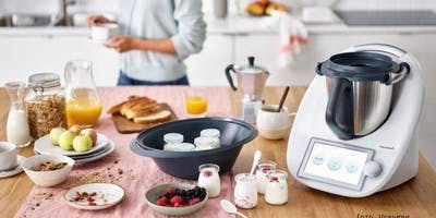 N.East Thermomix Leeds Branch June Kick Off Meeting & TM6 Training