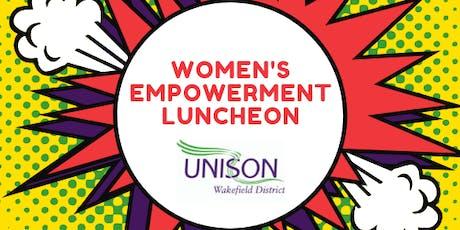 Wakefield Women's Empowerment Luncheon tickets