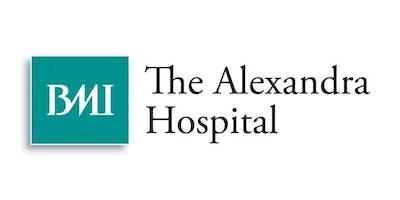 BMI The Alexandra Hospital - Consultant Event - Documentation