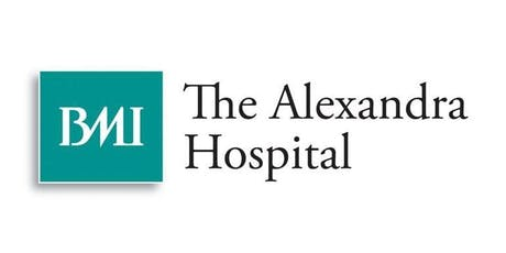 BMI The Alexandra Hospital - Consultant Event - Documentation  tickets