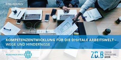 Kompetenzentwicklung für die digitale Arbeitswelt