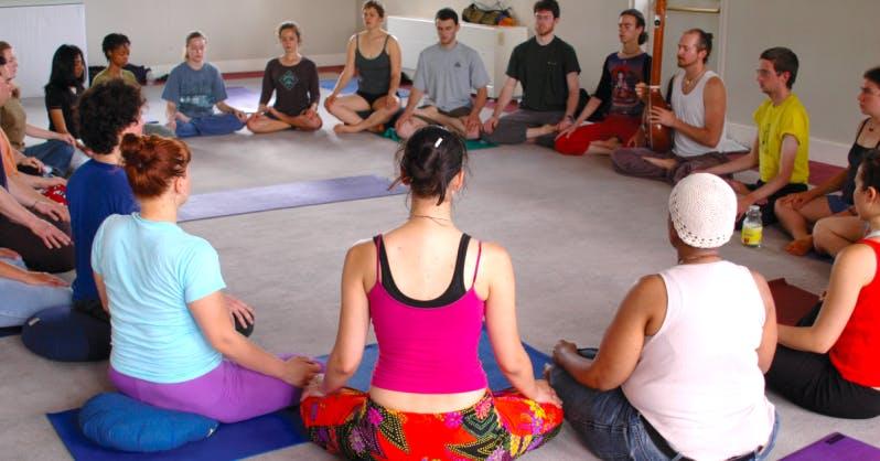 Meditation Circle for Body/Mind/Spirit Connection