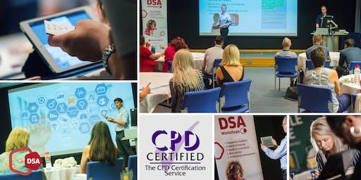 DSA Workshop, Aberystwyth (+ extra training session)