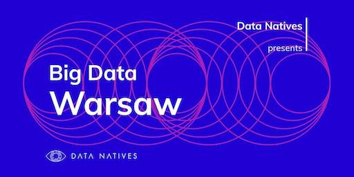 Big Data Warsaw v 4.0