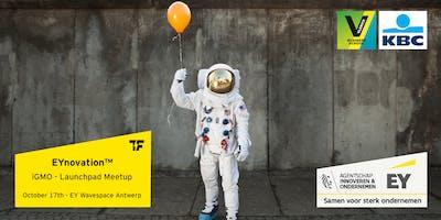 EYnovation™: Vlerick Launchpad Meetup