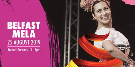 Belfast Mela 2019 tickets