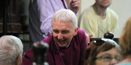 Bishop Peter Burrows retirement service at Doncaster Minster tickets