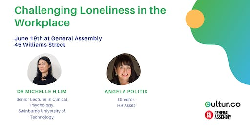 Challenging Loneliness in the Workplace