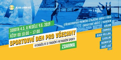 Open Sports Days at Žluté lázně