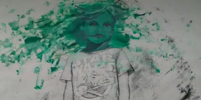 Experimental Mixed Media painting Workshop