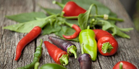 Chilli Growing & Cookery Masterclass  tickets