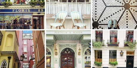 Discover St James's - Photography Walk with @5ftinf Philippa Stanton tickets