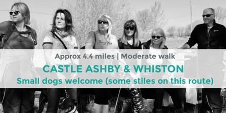 CASTLE ASHBY AND WHISTON AMBLE | 4.4 MILES | MODERATE | NORTHANTS tickets