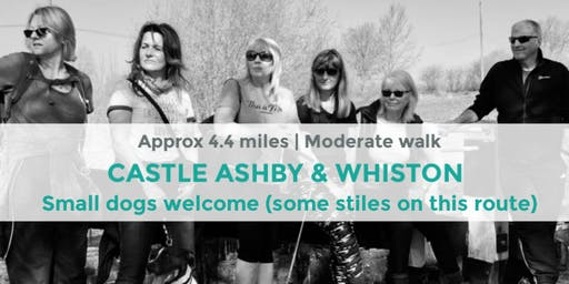 CASTLE ASHBY AND WHISTON AMBLE | 4.4 MILES | MODERATE | NORTHANTS