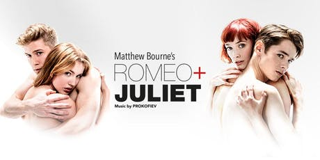 Matthew Bourne's Romeo and Juliet Open Workshop for ages 14-19 tickets