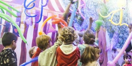 Fiesta solidaria Planeta Magic junto con Ponts per la Pau entradas