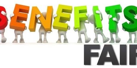 Benefits Fair  tickets