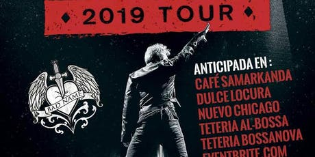 Tributo a Bon Jovi (Badajoz) entradas