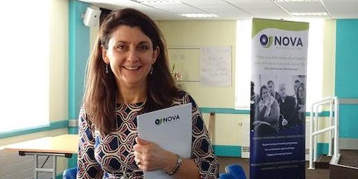 Mental Health First Aid in the Workplace with Clare Davis November 2019