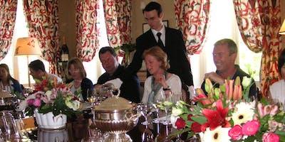 Fine Wine Tasting Dinner at The Peat Inn