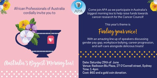 Ladies' Biggest Morning Tea