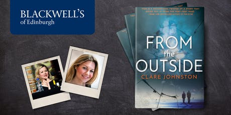 Launch: From the Outside with Clare Johnston tickets