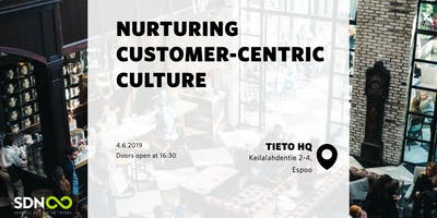 Nurturing Customer-Centric Culture