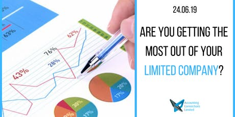 Are you getting the most out of your limited company? tickets
