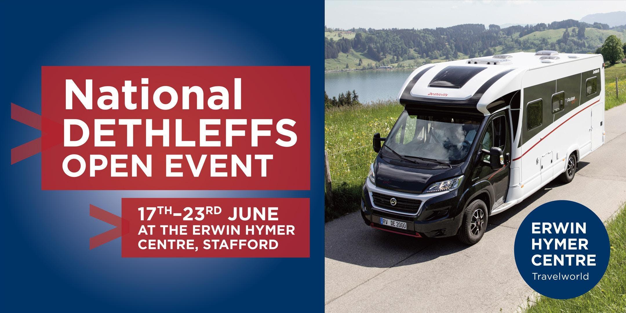 National Dethleffs Event 2019