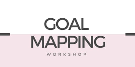 Charlotte Elmer Goal Mapping Workshop - For Those That Wish To Make Change and Make Things Happen tickets