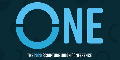 ONE - Scripture Union Conference 2020 (Booking for LMP workers only)